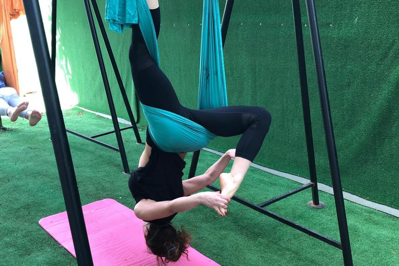 Antigravity Hamak Yoga